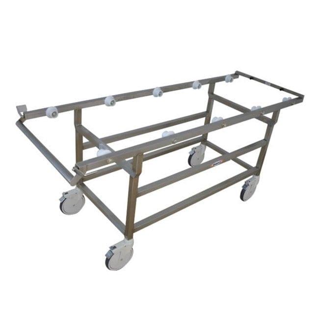 Mopec DE050 Roller Autopsy Cart  HeightMetric: 88.9cm:Diagnostic Tests