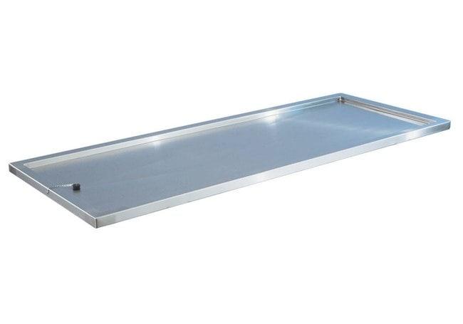Mopec GA100 Stainless Steel Autopsy Cart Top  LengthMetric: 204.47cm:Diagnostic