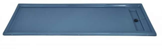 Mopec Fiberglass Top for Autopsy Cart  LengthMetric: 205.74cm:Diagnostic