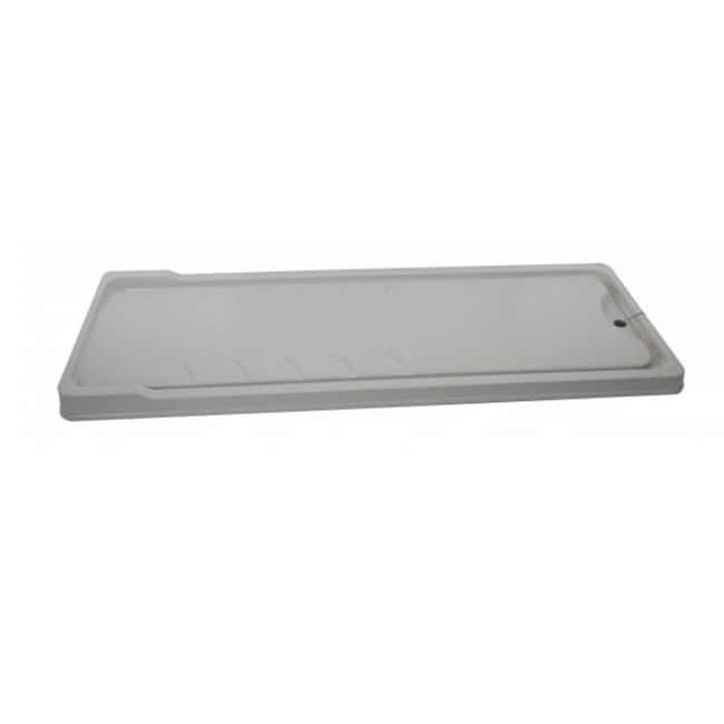 Mopec Plastic Grey X-Ray Autopsy Cart  HeightMetric: 12.7cm:Diagnostic