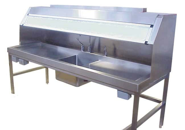 Mopec HC375 Dissection Table with Center Sink  HeightMetric: 93.98cm:Furniture,