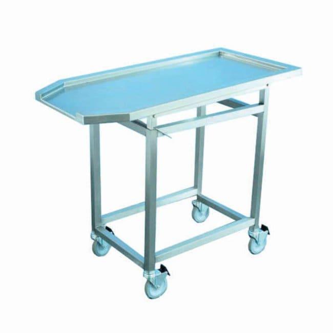 Mopec Tilting Add-On Autopsy Cart  HeightMetric: 102.87cm:Furniture, Storage,