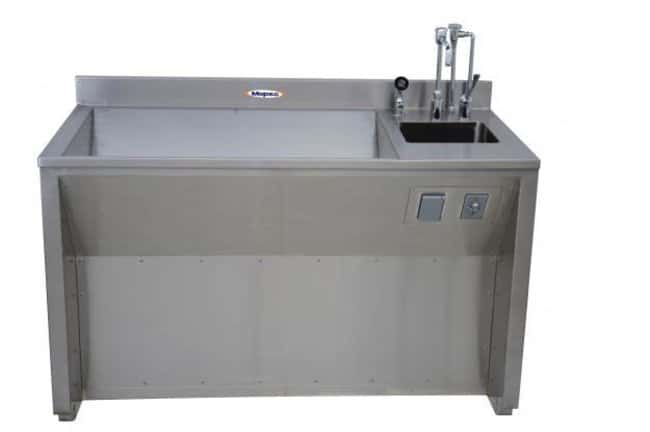 Mopec Down Draft Dissection Table with Right Sink  HeightMetric: 93.98cm:Furniture,