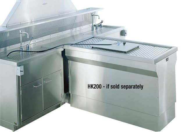 Mopec HK200 Elevating Dissection Table Wing  DepthMetric: 76.2cm:Furniture,