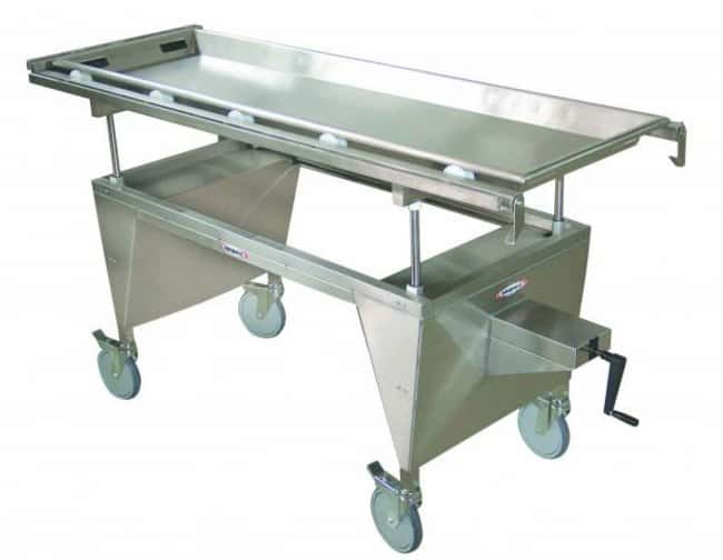 Mopec Elevating C-Arm X-Ray Autopsy Cart  HeightMetric: 91.44cm:Furniture,