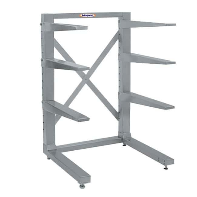Mopec IA Series Stationary Cantilever Storage Rack  Tiers: 4:Diagnostic
