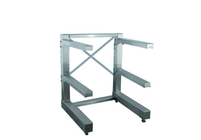MopecIA Series Stationary Cantilever Storage Rack Tiers: 3:Autopsy Supplies