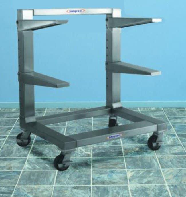Mopec IB Series Portable Cantilever Storage Rack  Tiers: 3:Diagnostic Tests