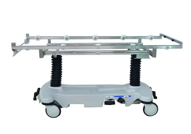 Mopec Hydraulic Roller Style Cadaver Carrier for Tray  DepthMetric: 79.37cm:Diagnostic