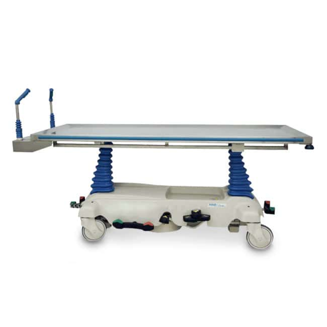 Mopec Powered Hydraulic Cadaver Carrier  DepthMetric: 76.2cm:Diagnostic