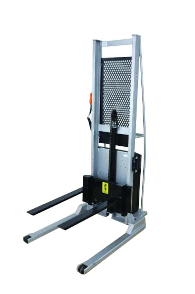 Mopec Compact Battery Powered Hydraulic Fork Lift  Type: Lift:Diagnostic