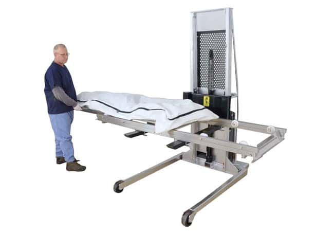 Mopec JD410 Roller Pallet Lift  LengthMetric: 203cm:Diagnostic Tests and