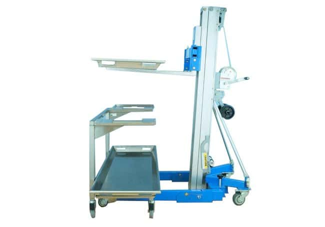 Mopec Hand Crank Lift  ProductLine: Lifts:Diagnostic Tests and Clinical