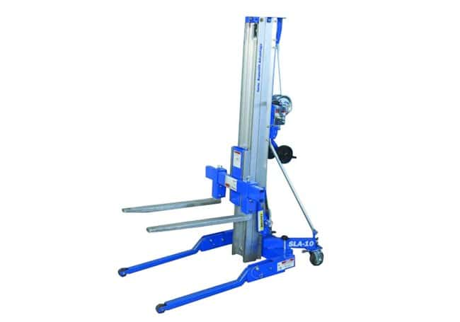 Mopec Hand Crank Lift with Low Profile Legs  ProductLine: Lifts:Diagnostic
