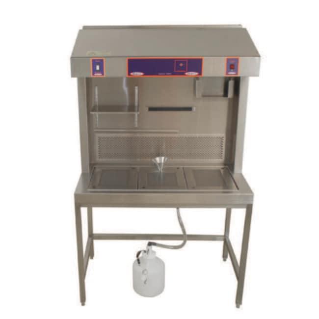 Mopec ME100 Dual Draft Countertop Grossing Station  HeightMetric: 110cm:Diagnostic