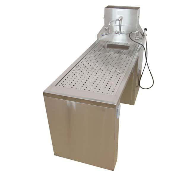 Mopec OA700 Ventilated Trimming Table  HeightMetric: 93.98cm:Diagnostic