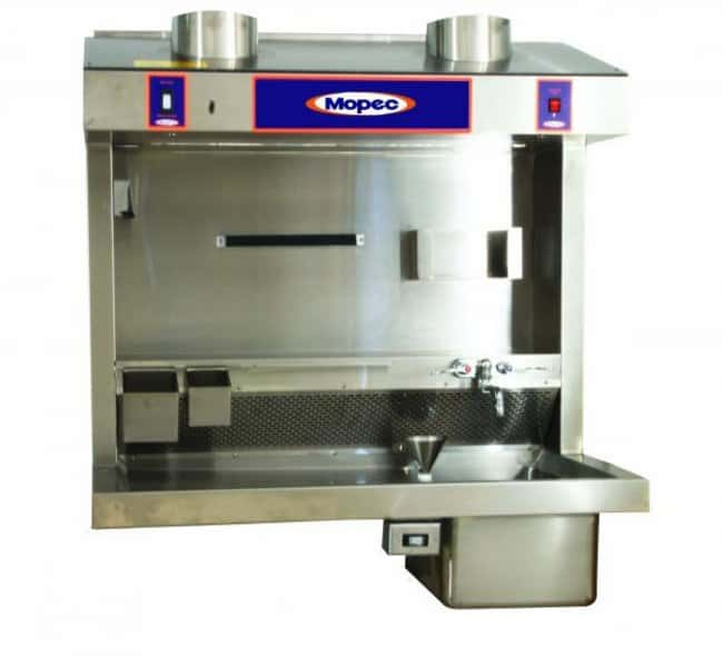 Mopec Large Sink Countertop Trimming Station  HeightMetric: 115.6cm:Diagnostic