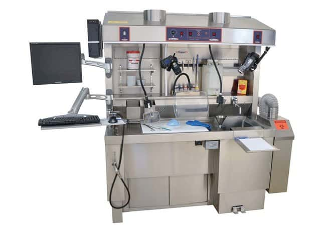 Mopec OB600 Elevating Workstation  HeightMetric: 200.1cm:Diagnostic Tests
