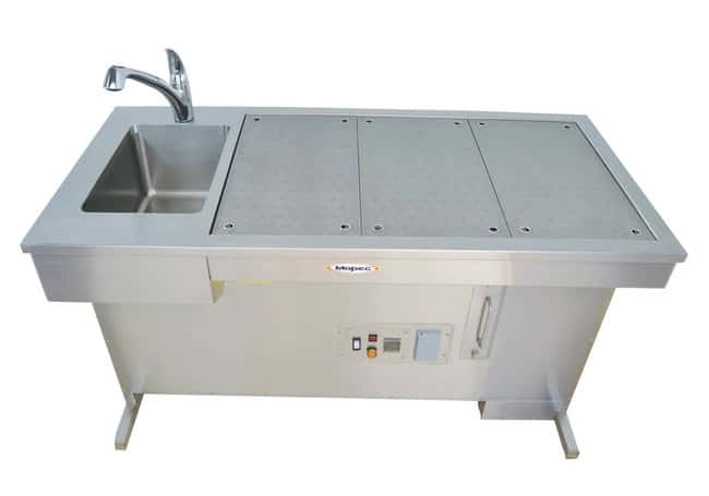 Mopec OL200 Down Draft Ventilated Trimming Station  HeightMetric: 94cm:Diagnostic