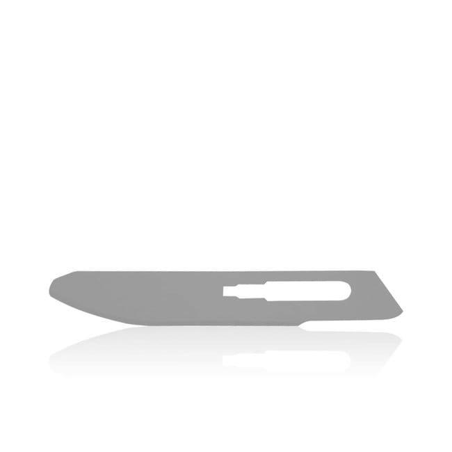 Mopec Scalpel Blades, Non-Sterile, 100 pack Standard Grade #70 Blade:Histology