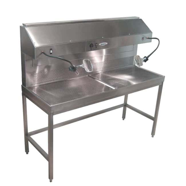 Mopec Multipurpose Dual Draft Grossing Station  Description: No plumbing:Diagnostic