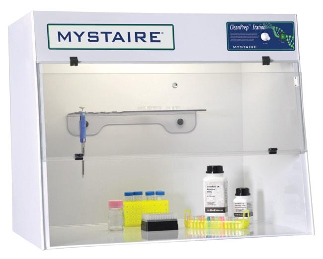 MystaireMY Model PCR CleanPrep Dead Air Box Enclosure:Laboratory Ventilation:Enclosures