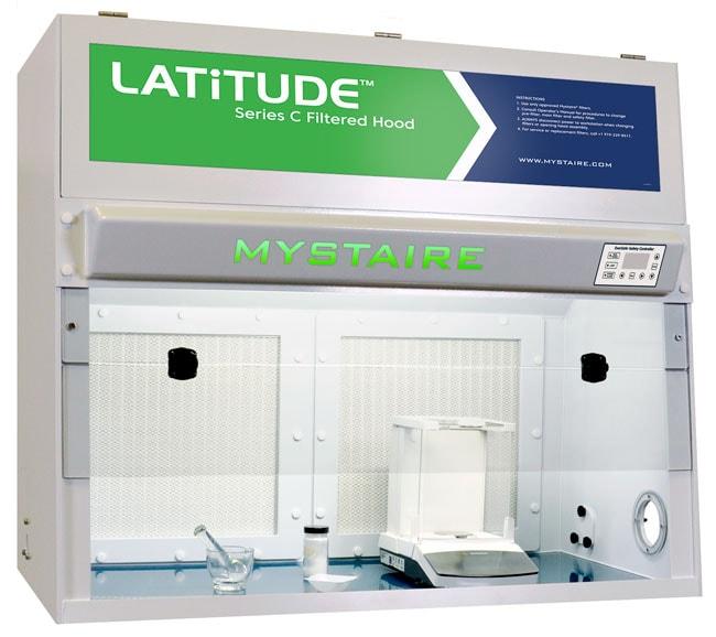 Mystaire Latitude Series C Balance Enclosure::