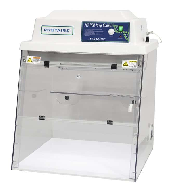Mystaire™MY Model PCR Prep Station Class 100 Enclosure