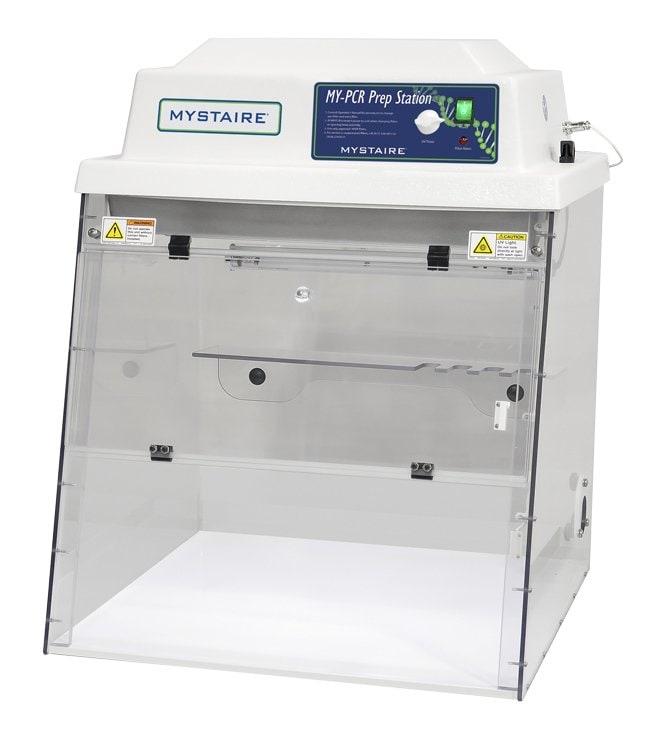 MystaireMY Model PCR Prep Station Class 100 Enclosure:Laboratory Ventilation:Enclosures