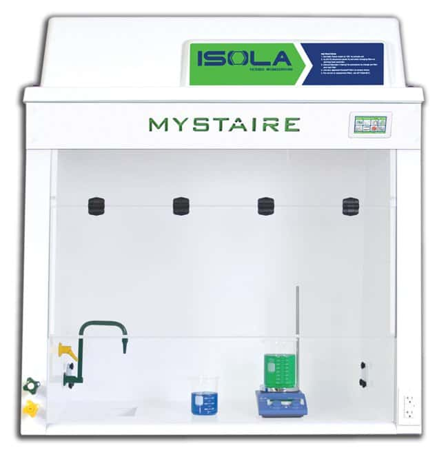 MystaireIsola Edge Filtered Workstation:Laboratory Ventilation:Enclosures