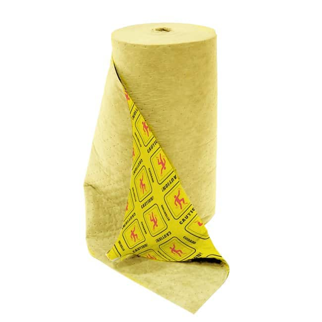 NPS Corp. Spilfyter High Visibility Heavy Weight Sorbent Roll Spilfyter™