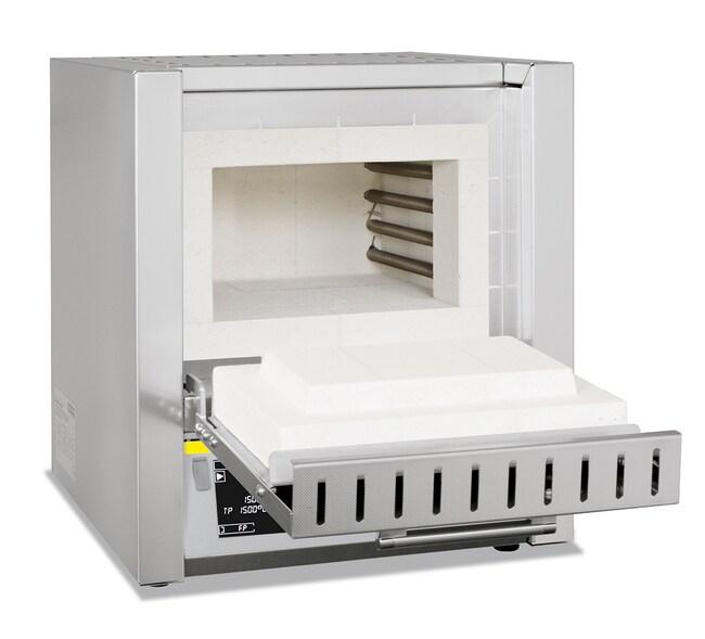 Nabertherm™Muffelofen mit Klapptür lieferbar Größe: 15l; Tmax: 1.300°C; Türtyp: Klapptür; C450 Nabertherm™Muffelofen mit Klapptür lieferbar