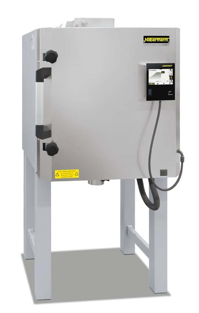 Nabertherm Chamber Furnace LH 1200 Series with B400 Controller 120 L Nabertherm Chamber Furnace LH 1200 Series with B400 Controller