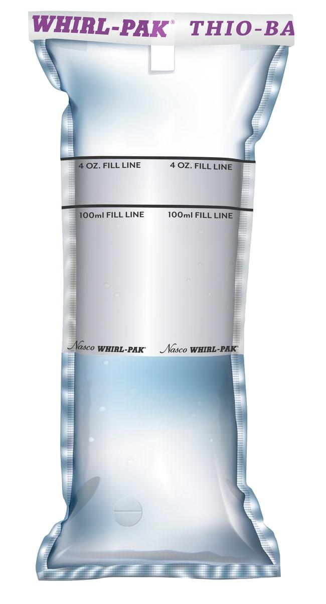 NascoWhirl-Pak™ Thio-Bag™ PE Bags for Chlorinated Water Sampling