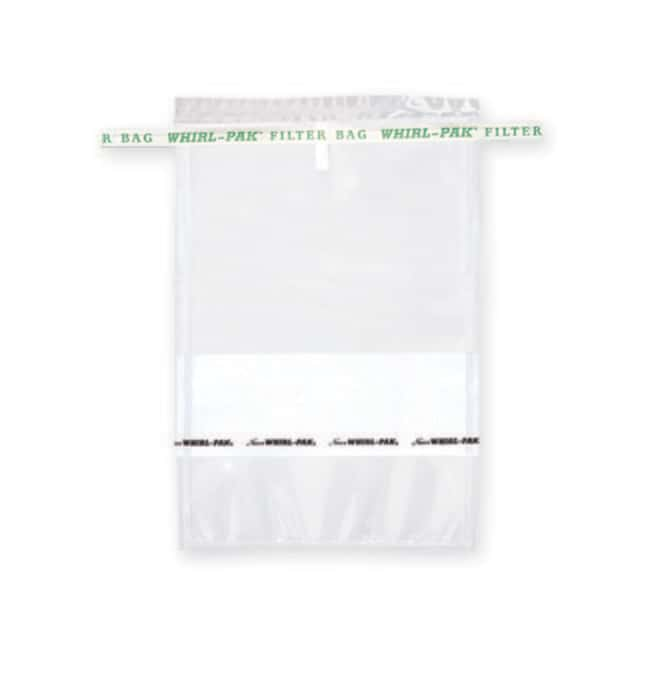 Nasco Whirl-Pak™ Write-On Homogenizer Blender Filter Bags