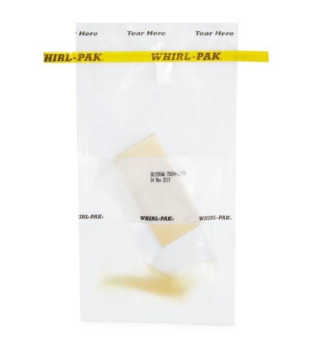 Whirl-pak™Hydrated PolySponge™ Sampling Bag with Sampling Sponge