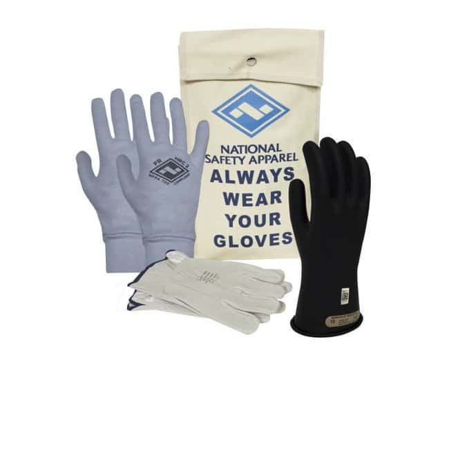 National Safety ApparelArcGuard Class 00 Rubber Voltage Gloves Premium