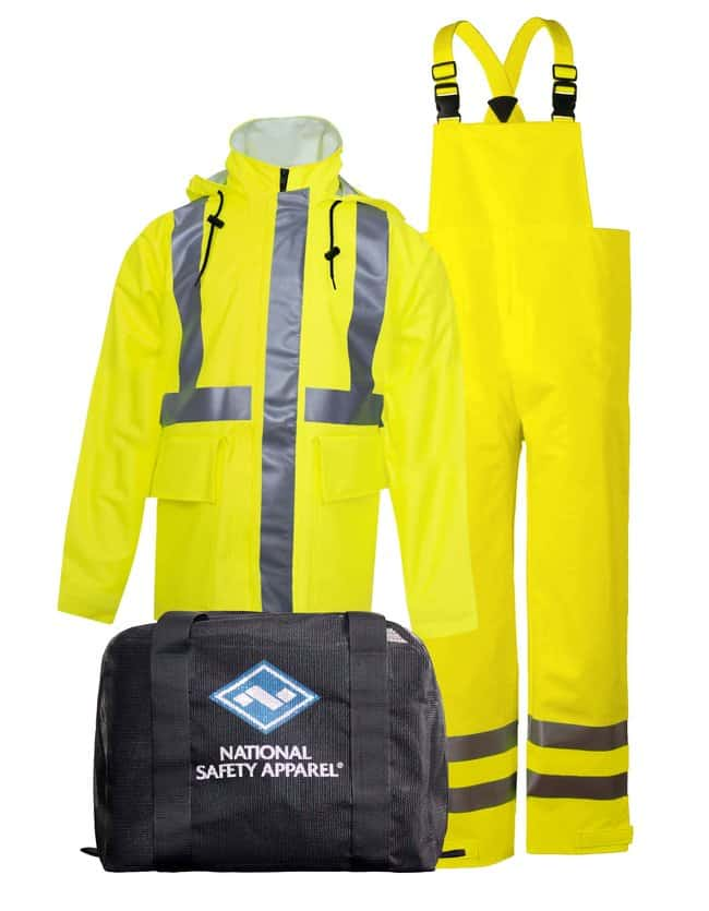National Safety ApparelArc H2O FR Rainwear Kit - Type R Class:Personal