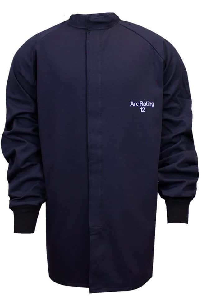 National Safety Apparel12 Cal UltraSoft Arc Flash Coat:Personal Protective