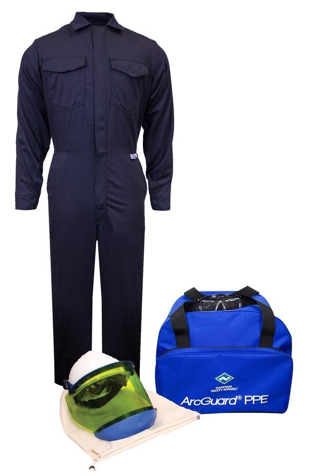 National Safety Apparel12 Cal ArcGuard UltraSoft Arc Flash Kit with FR