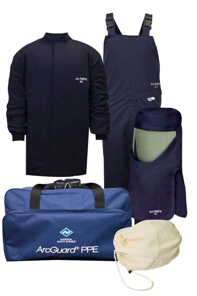 National Safety Apparel40 Cal ArcGuard Compliance Arc Flash Kit with Short