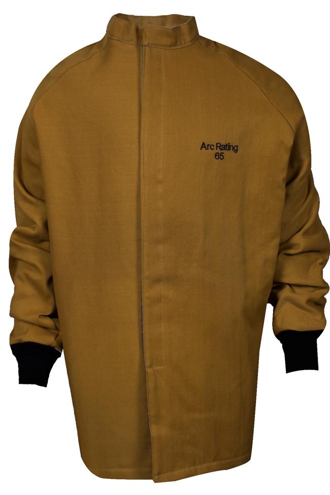 National Safety Apparel65 Cal ArcGuard Nomex/Kevlar Arc Flash Coat:Personal