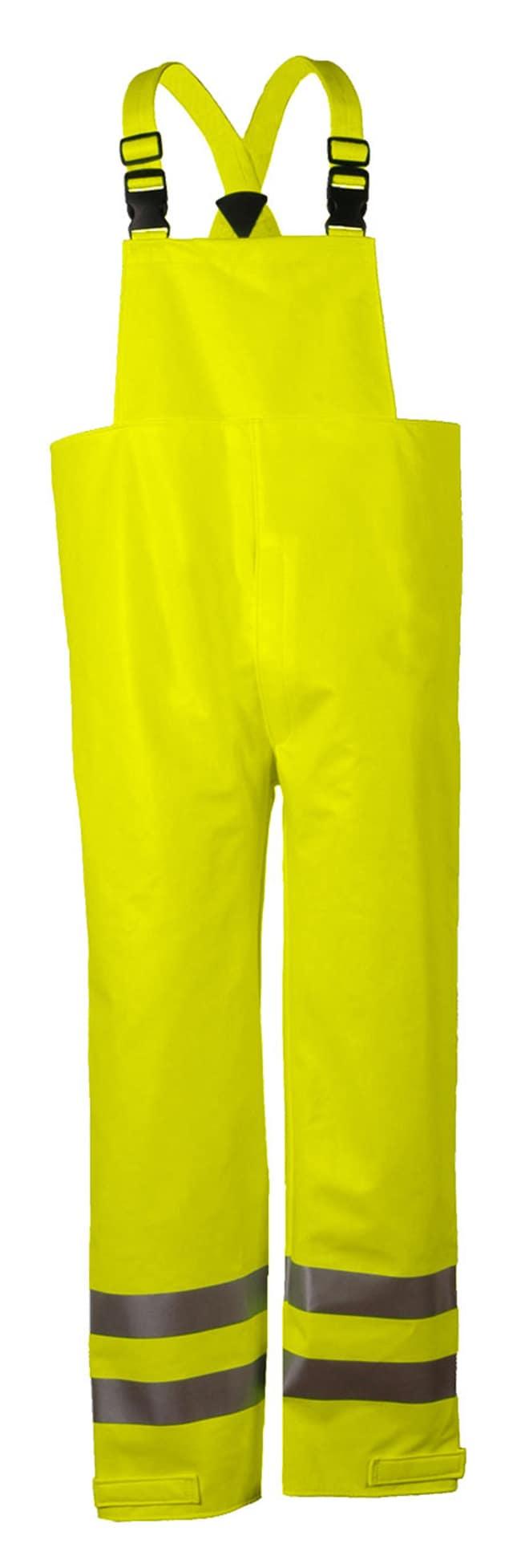 National Safety ApparelArc H2O FR Hi-Vis Yellow Bib Overall - Class E:Personal