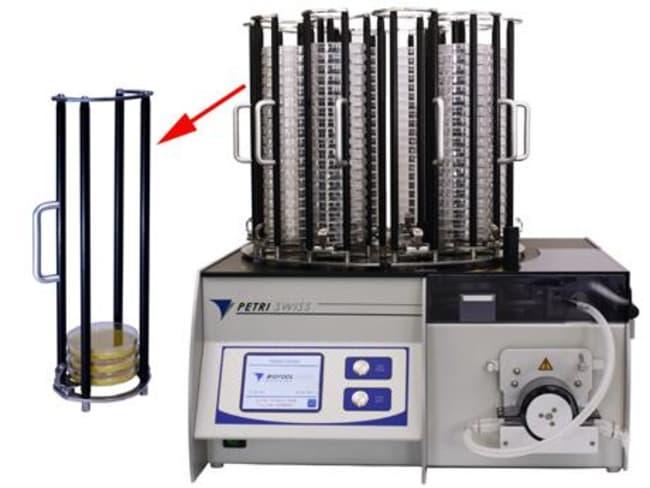 Neutec PS200 Automated Agar Filler