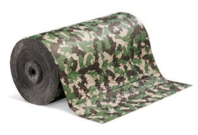 New PigPIG Green Ham-O Absorbent Mat Roll Green Camo:Facility Safety and