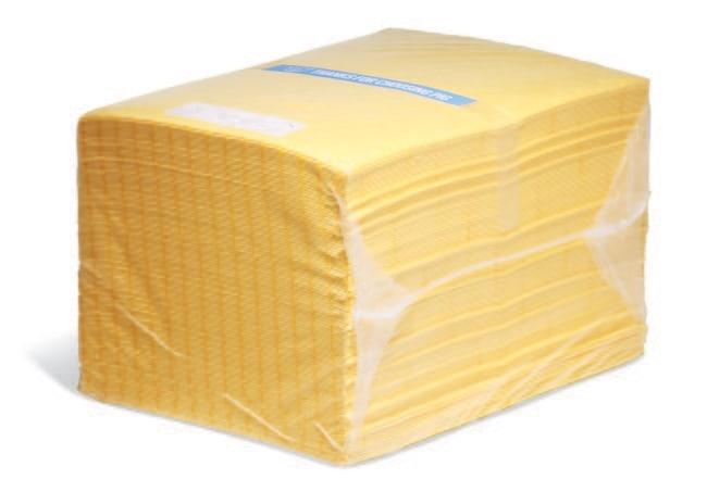New PigYellow Absorbent Mat Pads Dimensions: 38 x 51cm (15W x 20 in. L):Facility