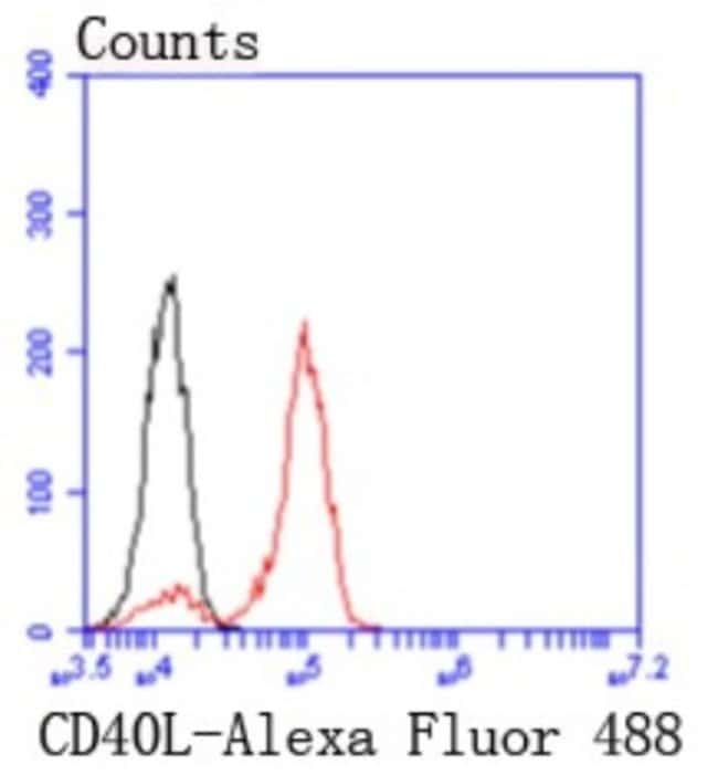 CD40Ligand/TNFSF5 Rabbit anti-Human, Clone: JM11-34, Novus Biologicals