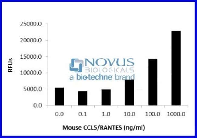 Novus Biologicals Recombinant Mouse CCL5/RANTES Protein 1 mg:Life Sciences