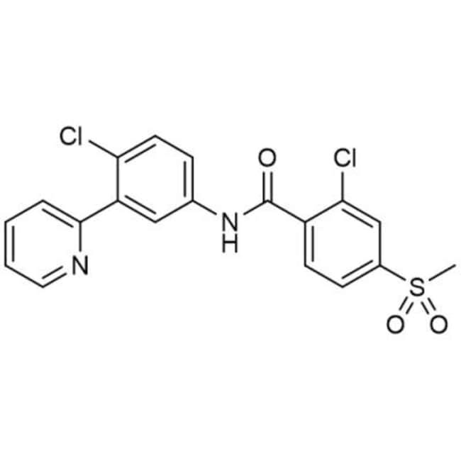Novus Biologicals Vismodegib Hedgehog inhibitor 25 mg:Life Sciences