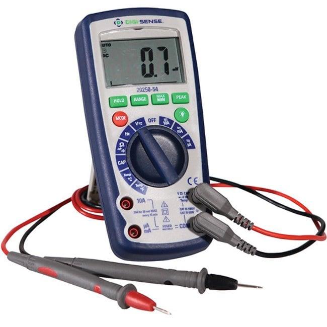 Oakton Industrial Digital Multimeters Type: Digital Multimeter; Accuracy:
